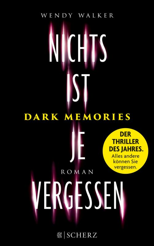 Cover-Bild Dark Memories - Nichts ist je vergessen