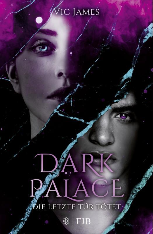 Cover-Bild Dark Palace – Die letzte Tür tötet