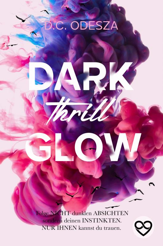 Cover-Bild DARK Thrill GLOW