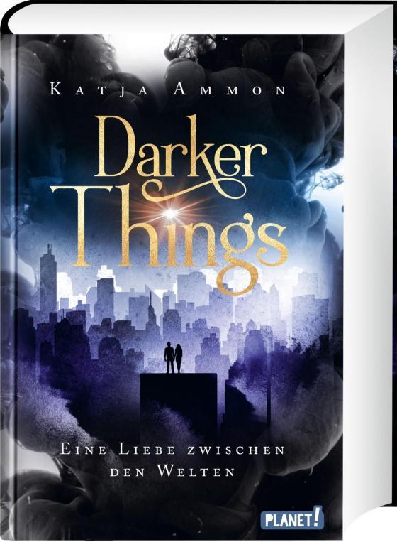 Cover-Bild Darker Things