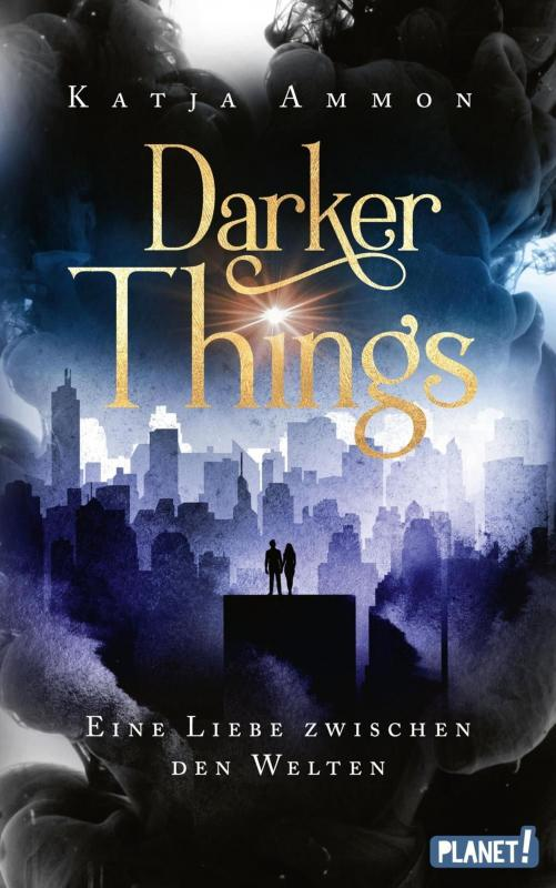 Cover-Bild Darker Things