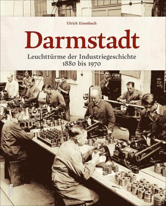 Cover-Bild Darmstadt
