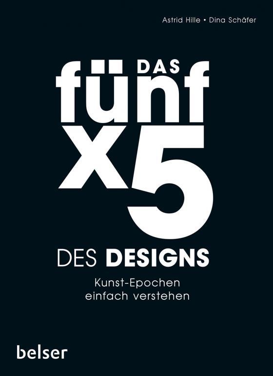 Cover-Bild Das 5 x 5 des Designs