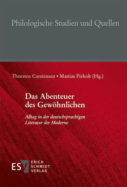 Cover-Bild Das Abenteuer des Gewöhnlichen