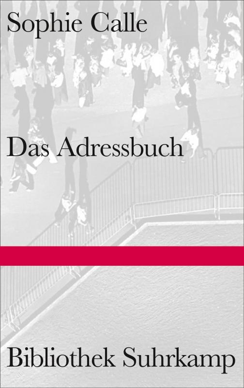 Cover-Bild Das Adressbuch