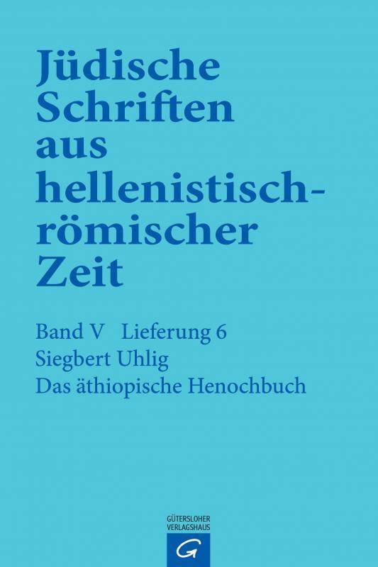 Cover-Bild Das äthiopische Henochbuch