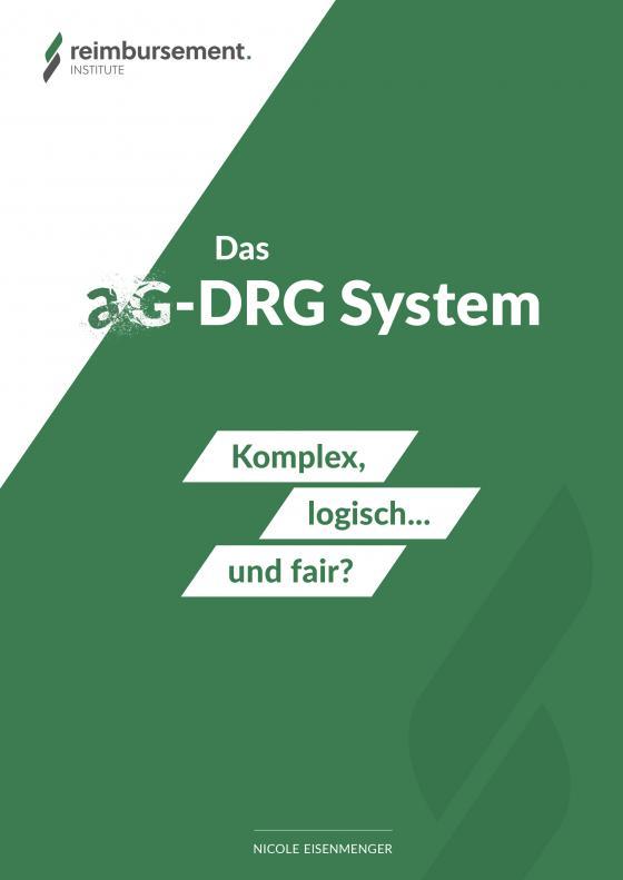 Cover-Bild Das aG-DRG System