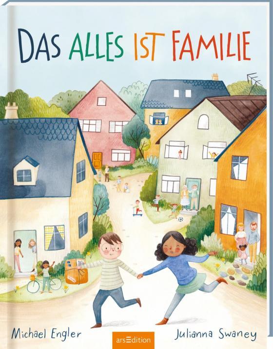 Cover-Bild Das alles ist Familie