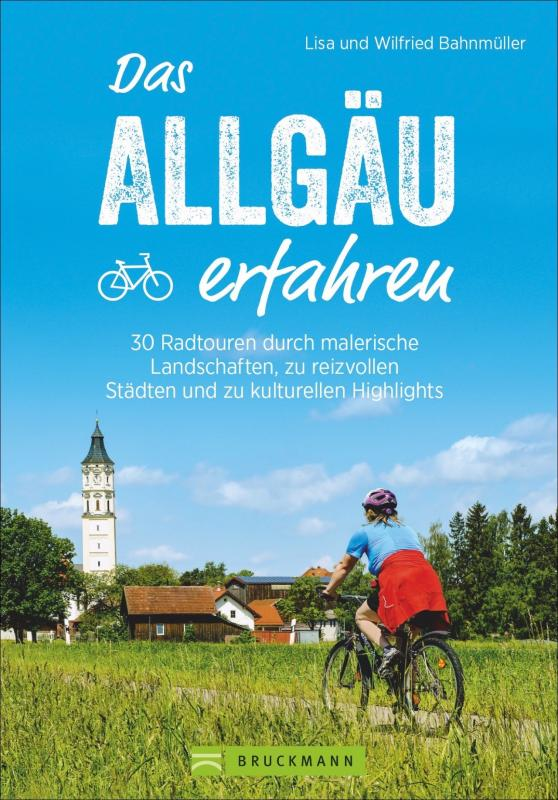 Cover-Bild Das Allgäu erfahren