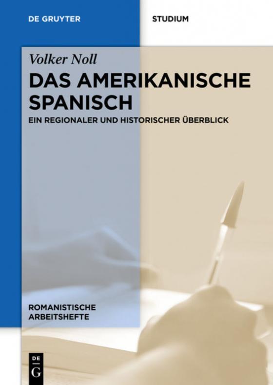 Cover-Bild Das amerikanische Spanisch