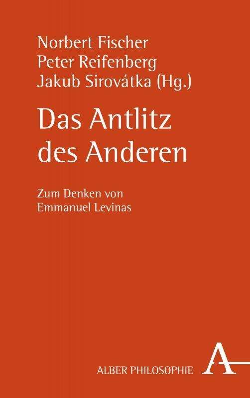 Cover-Bild Das Antlitz des Anderen