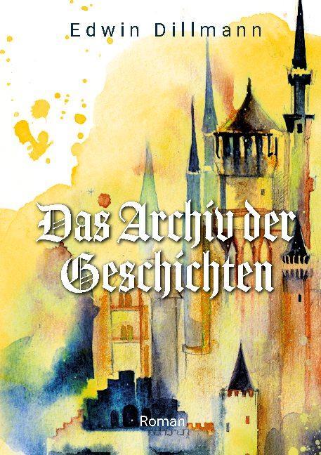 Cover-Bild Das Archiv der Geschichten