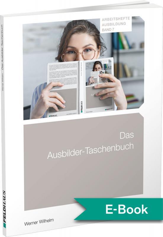 Cover-Bild Das Ausbilder-Taschenbuch