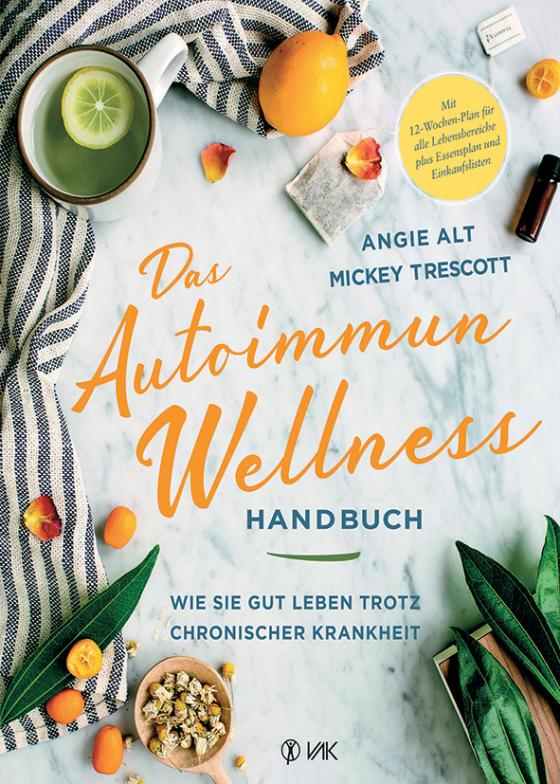 Cover-Bild Das Autoimmun-Wellness-Handbuch