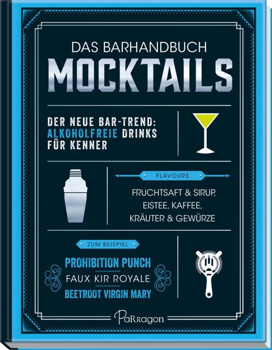 Cover-Bild Das Barhandbuch Mocktails