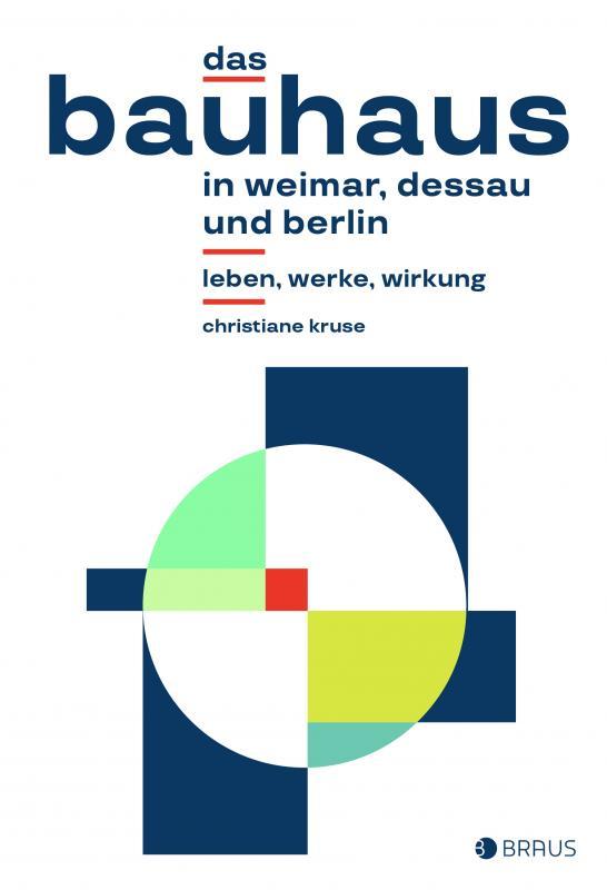Cover-Bild Das Bauhaus in Weimar, Dessau und Berlin
