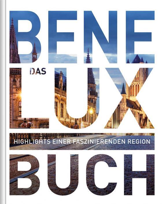 Cover-Bild Das Benelux Buch