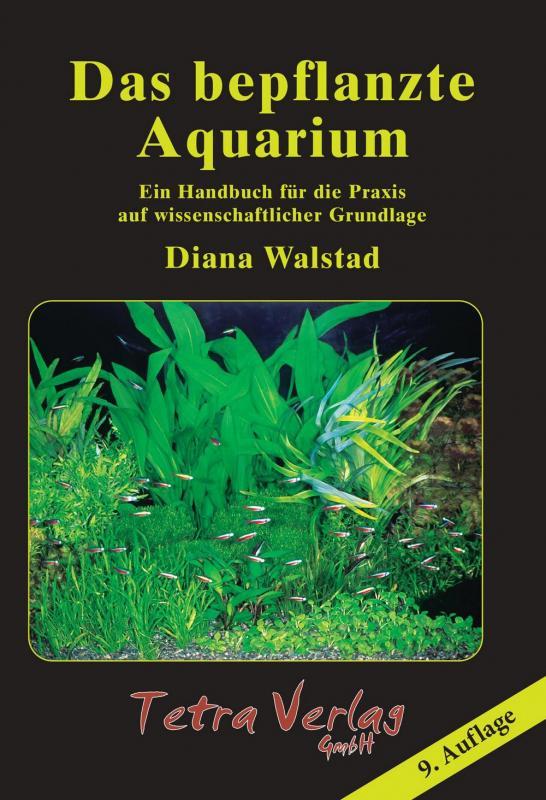 Cover-Bild Das bepflanzte Aquarium