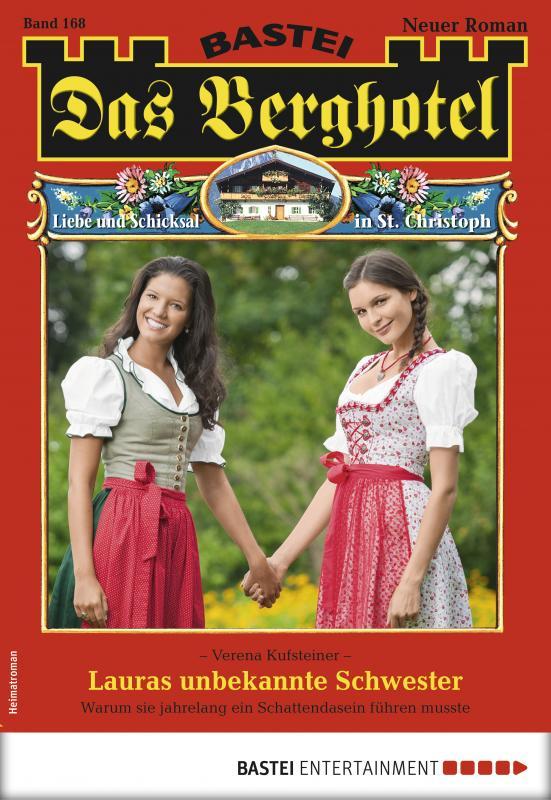 Cover-Bild Das Berghotel 168 - Heimatroman