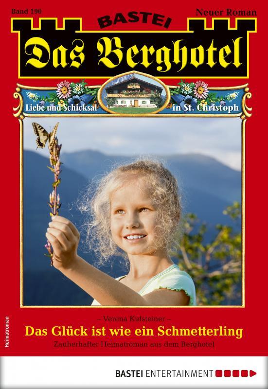 Cover-Bild Das Berghotel 190 - Heimatroman