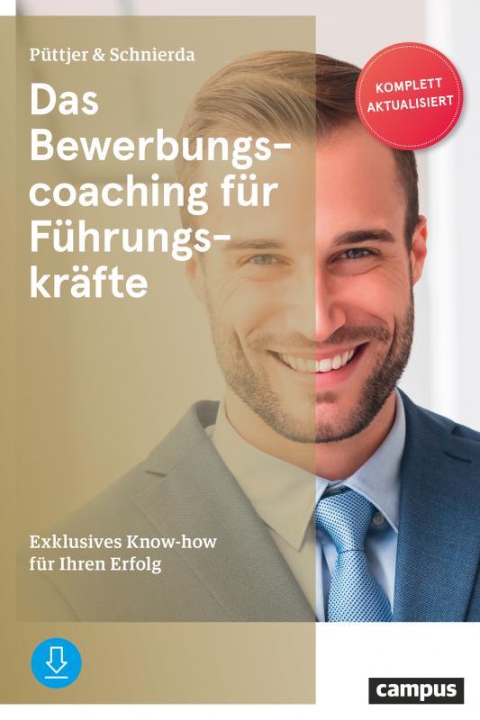 Cover-Bild Das Bewerbungscoaching für Führungskräfte