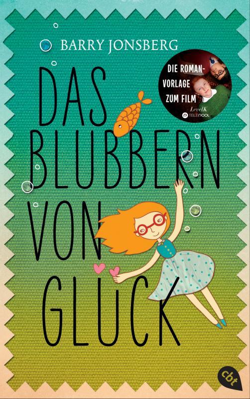 Cover-Bild Das Blubbern von Glück