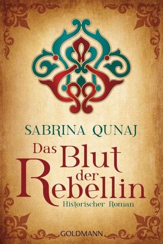 Cover-Bild Das Blut der Rebellin
