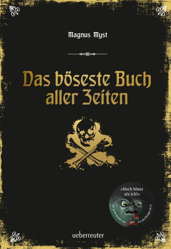 Cover-Bild Das böseste Buch aller Zeiten