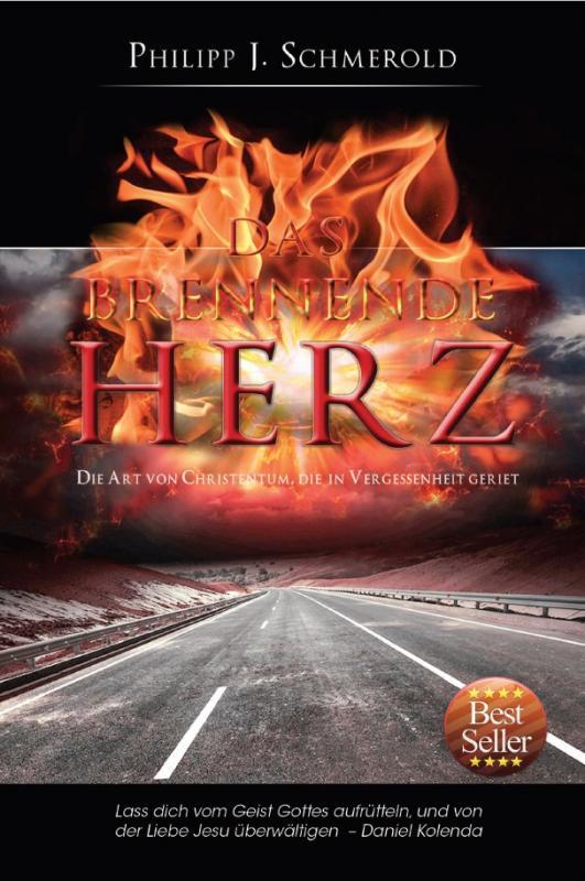 Cover-Bild Das brennende Herz
