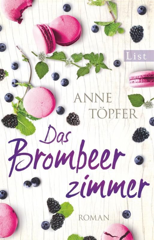 Cover-Bild Das Brombeerzimmer