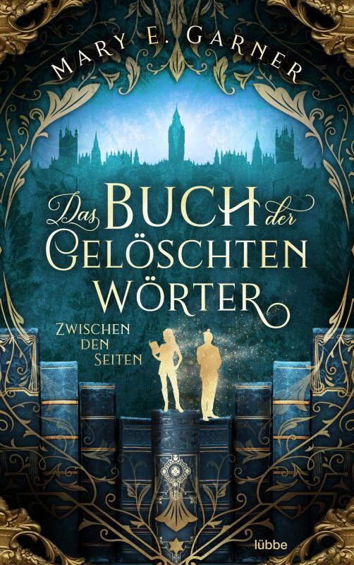 Cover-Bild Das Buch der gelöschten Wörter - Zwischen den Seiten