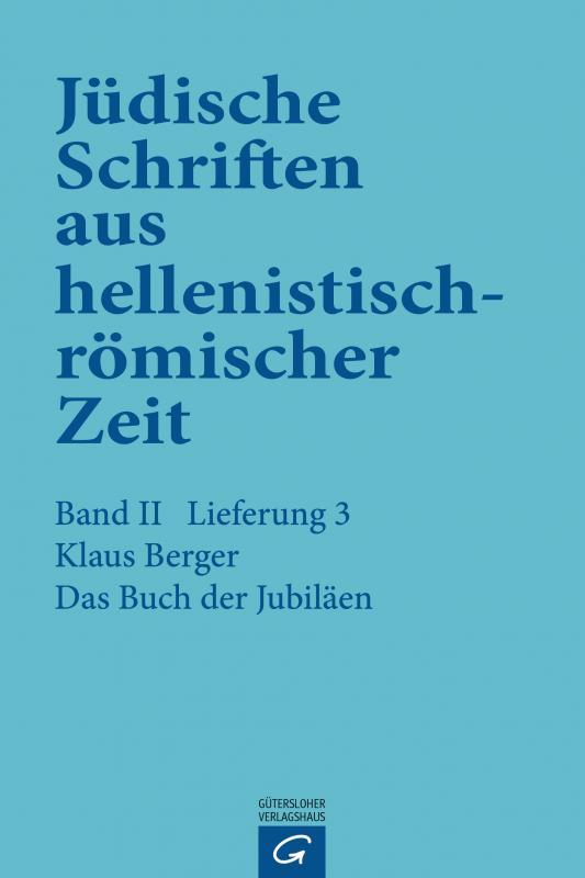 Cover-Bild Das Buch der Jubiläen