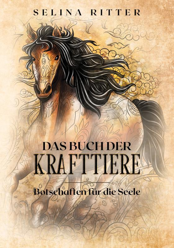 Cover-Bild Das Buch der Krafttiere  Botschaften für die Seele