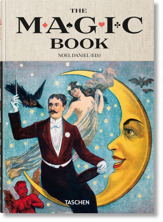 Cover-Bild Das Buch der Zauberei