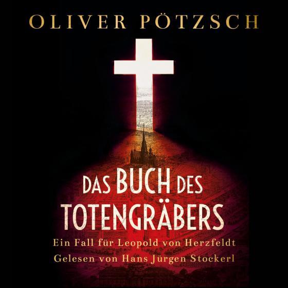 Cover-Bild Das Buch des Totengräbers (Die Totengräber-Serie 1)