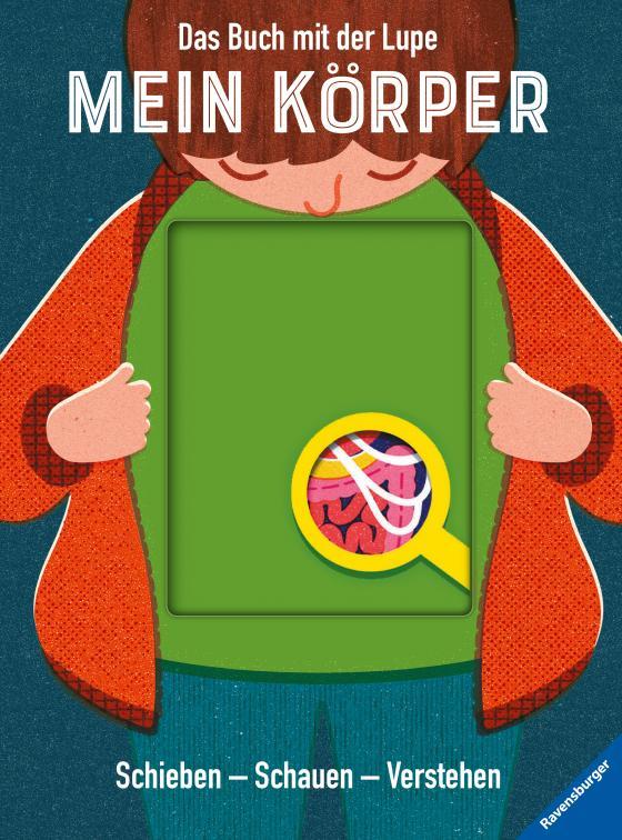 Cover-Bild Das Buch mit der Lupe: Mein Körper