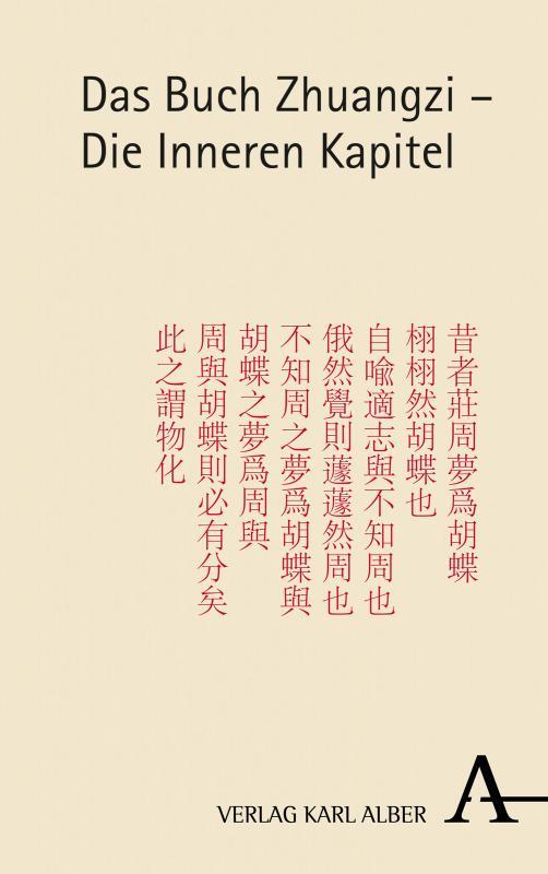 Cover-Bild Das Buch Zhuangzi - Die Inneren Kapitel