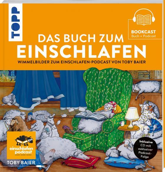 Cover-Bild Das Buch zum Einschlafen