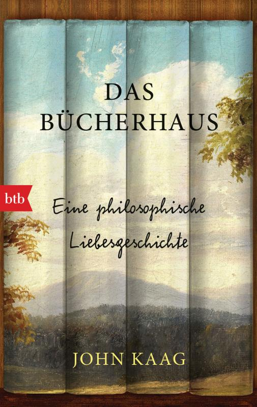 Cover-Bild Das Bücherhaus