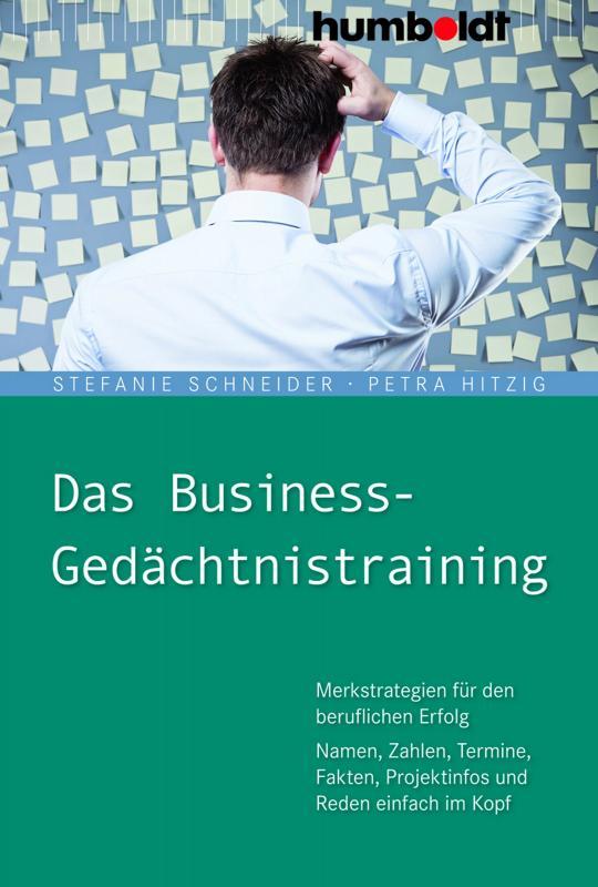 Cover-Bild Das Business-Gedächtnistraining