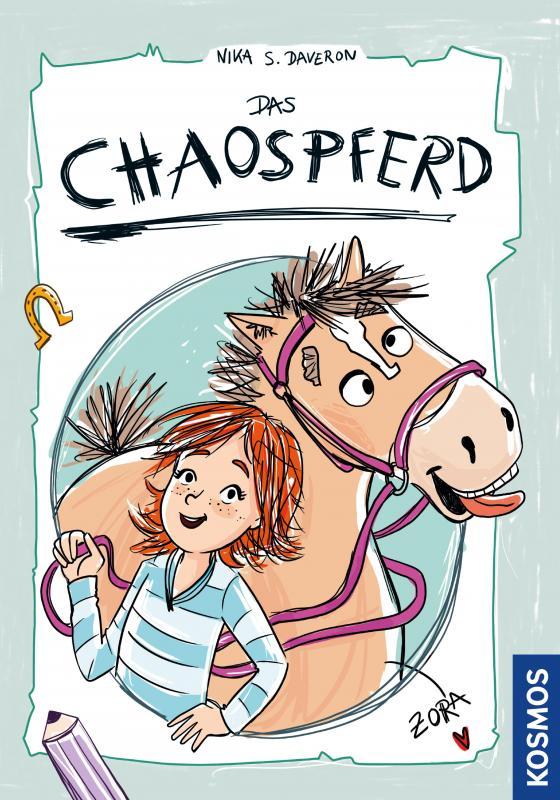 Cover-Bild Das Chaospferd
