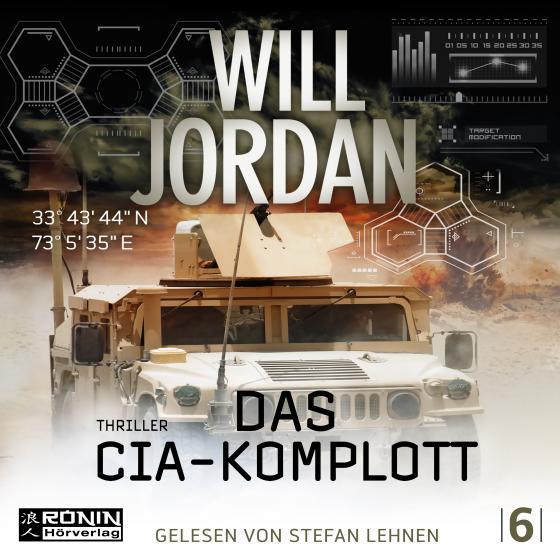 Cover-Bild Das CIA Komplott