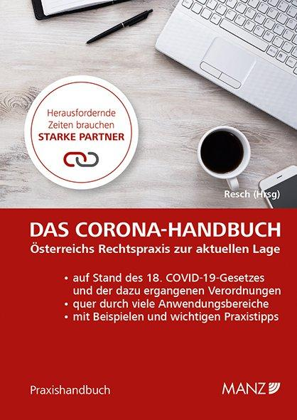 Cover-Bild Das Corona-Handbuch