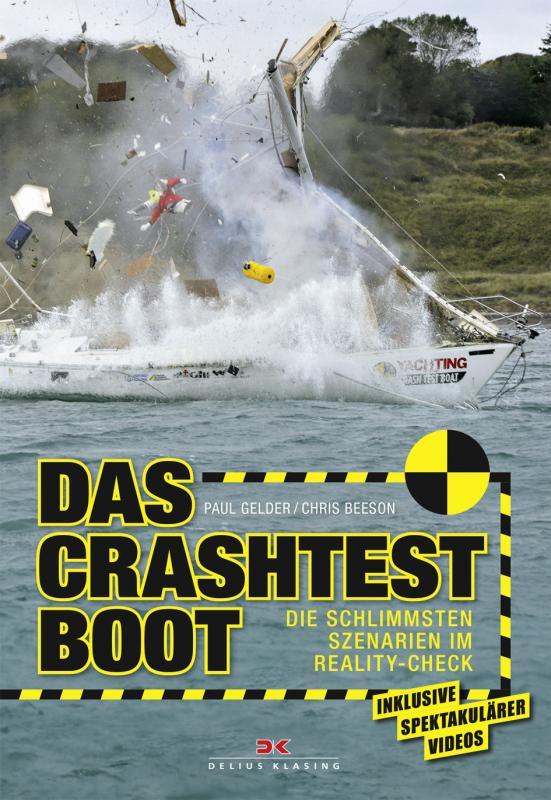 Cover-Bild Das Crashtest-Boot