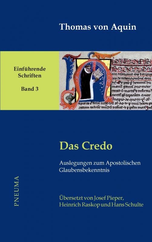 Cover-Bild Das Credo