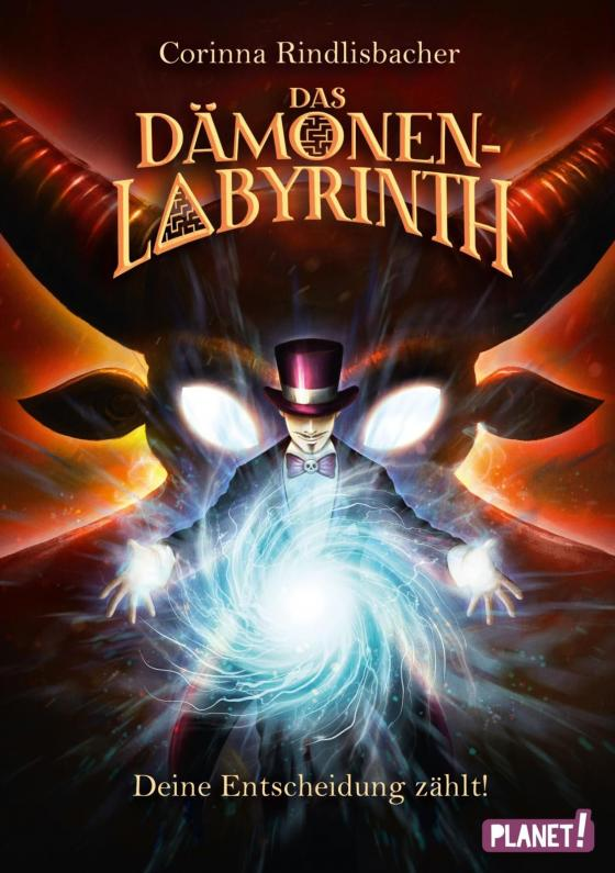 Cover-Bild Das Dämonen-Labyrinth