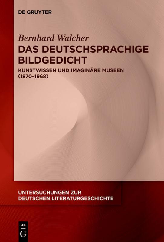 Cover-Bild Das deutschsprachige Bildgedicht