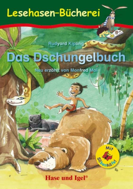 Cover-Bild Das Dschungelbuch / Silbenhilfe