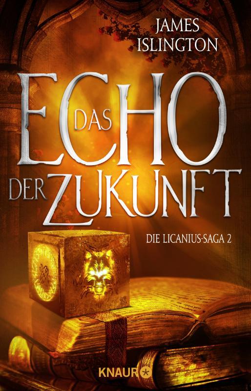 Cover-Bild Das Echo der Zukunft