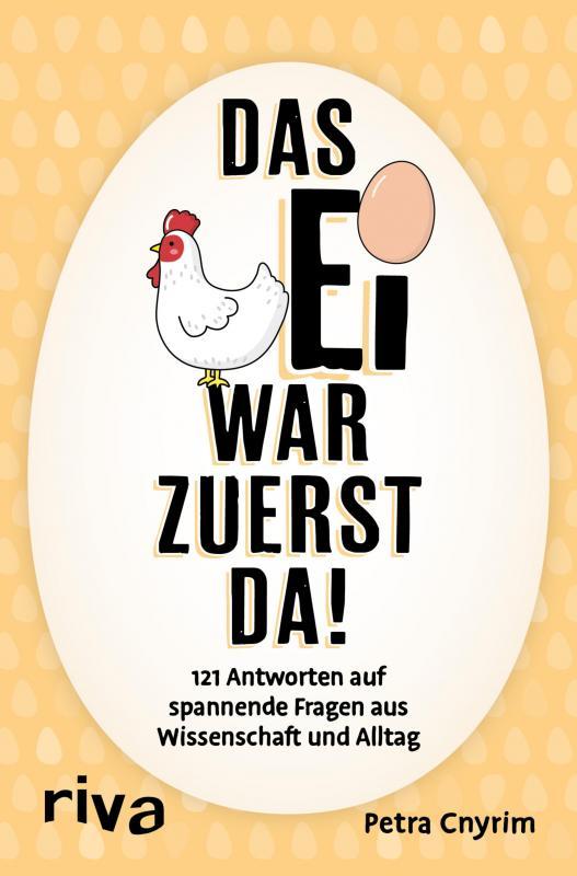 Cover-Bild Das Ei war zuerst da!